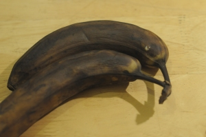 old bananas